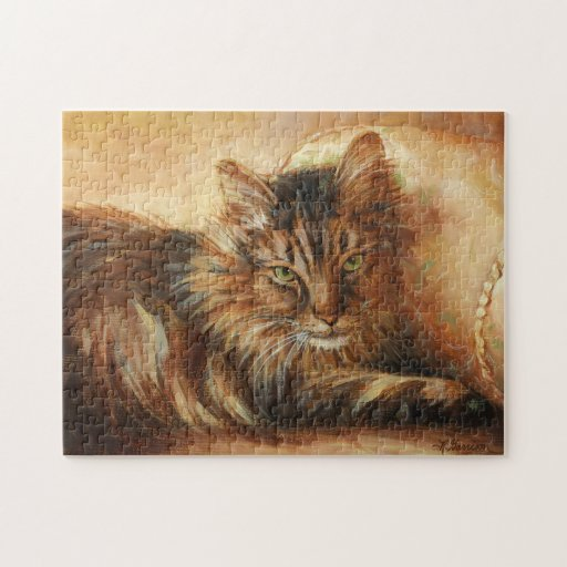 0005 Cat on Pillow Puzzle