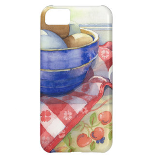 0009 Eggs in Blue Bowl iPhone 5C Case