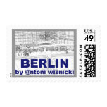 000_0009 BERLIN POSTAGE