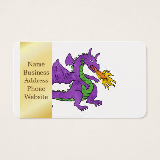 000-DRAG BUSINESS CARD