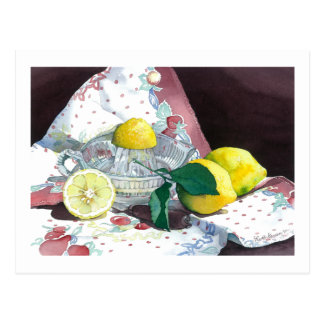 0014 When Life Gives You Lemons Postcard