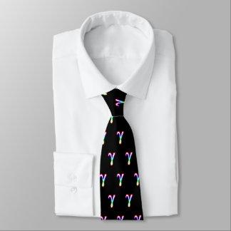(001:05) Colorful Glowing Gamma Neck Tie
