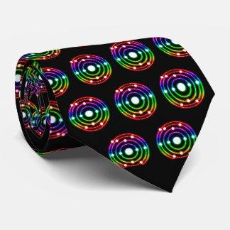 (001:05) Colorful Glowing Sodium Pattern | Black Tie