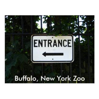 001, Buffalo, New York Zoo Post Cards