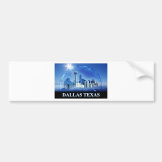 001 DALLAS TEXAS.JPG BUMPER STICKER