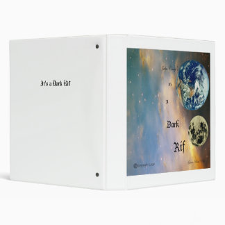 001 Dark Rif Album Cover (front) Binder