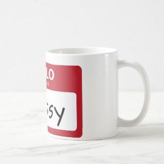 001 descarados taza de café