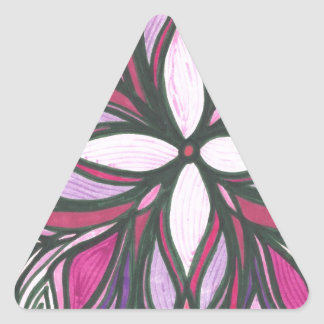 001.jpg de cristal de hadas calcomanía trianguladas personalizadas