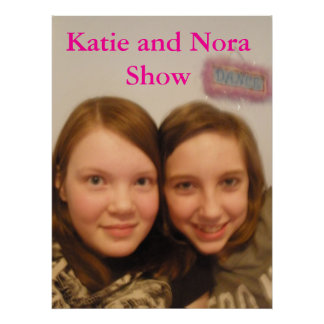 001, Katie and Nora Show Poster