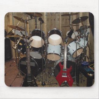 001 mis tambores - 35pcs - imagen 1 tapete de raton
