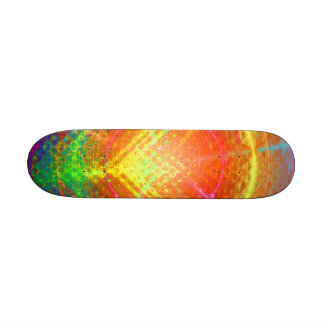 001_Seratonin_Sunset Custom Skate Board