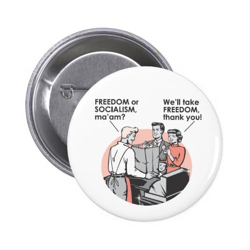 001Freedom.ai Pinback Button