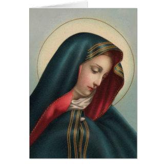 0020 Catholic Sympathy Card w/verse