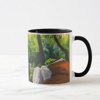 0021-le Chemin de Bibemus Mug