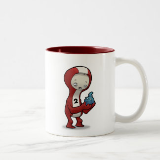 002 Two-Tone COFFEE MUG