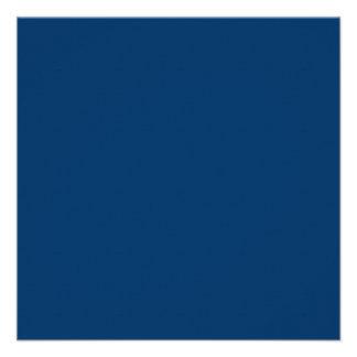 003366 Dark Blue Solid Color Background Invitation