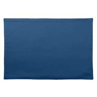 #003366 Hex Code Web Color Dark Blue Cloth Placemat