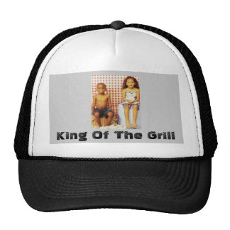 003 (2), rey Of The Grill Gorras