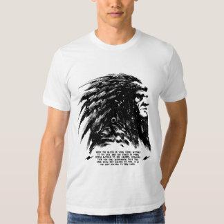 003_Indian_Front.ai T-shirt