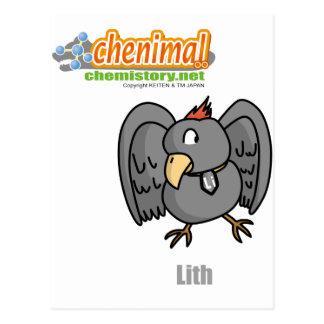 003 Lith of Chenimal Postcard
