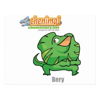 004 Bery of Chenimal Postcard