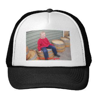 004, hi im morgan trucker hat