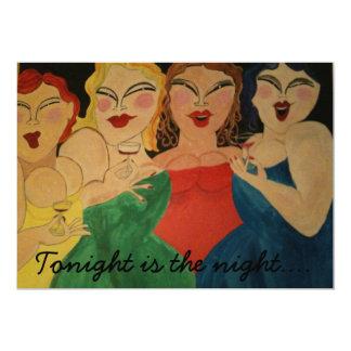 004, Tonight ice the night…. Card
