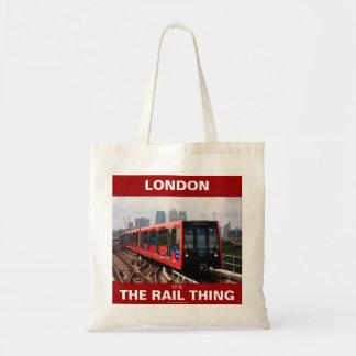 00601 Londres: Su la cosa del carril: Bolso de Bolsa De Mano