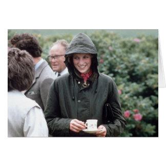 006060 princesa Diana Lochmaddy 1985 Tarjeta De Felicitación