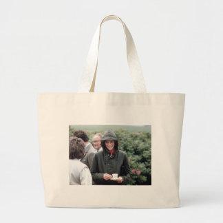 006060 Princess Diana Lochmaddy 1985 Canvas Bags