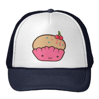 006Cherry Cupcake Trucker Hat