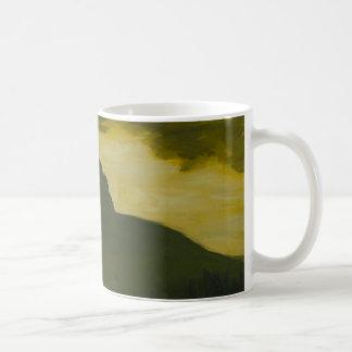 0075-Ste Victoire sunrise Coffee Mug