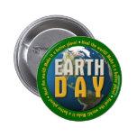 (007: 01) Día de la Tierra: ¡Cure el mundo! - Botó Pins