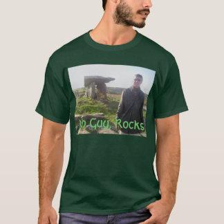 007_7, Jim Guy, Rocks T-Shirt
