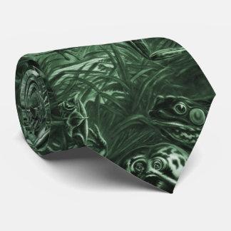 007, reptiles corbata personalizada