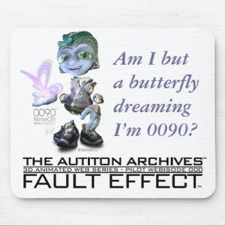 0090™ Butterfly Dream Mousepad