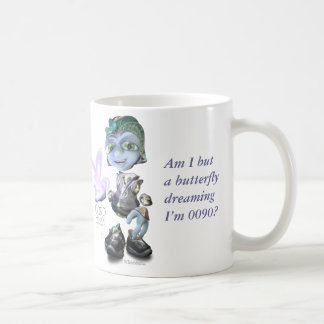0090™ Butterfly Dream Mug