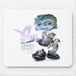 0090™ Butterfly Mousepad