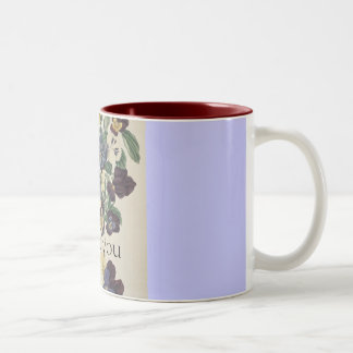0096,  I love you Two-Tone Coffee Mug