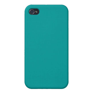 Solid color teal iphone 4 cases zazzle 009999 solid color turquoise background template cases for iphone 4 pronofoot35fo Gallery