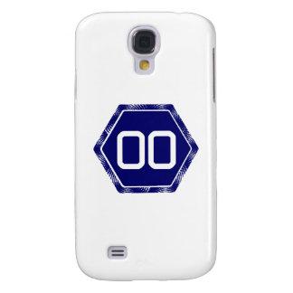 #00 Navy Tek Galaxy S4 Cover