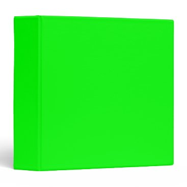 Professional Business #00FF00 Hex Code Web Color Neon Green Binder