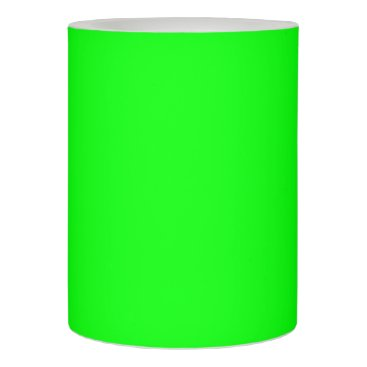 Professional Business #00FF00 Hex Code Web Color Neon Green Flameless Candle