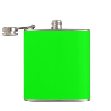 Professional Business #00FF00 Hex Code Web Color Neon Green Flask
