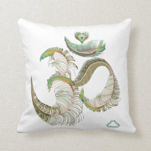 Should I Throw Away Old Pillows : 0101 Om 3, Throw Pillow 20