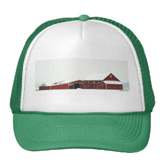 011109-107-AH TRUCKER HAT