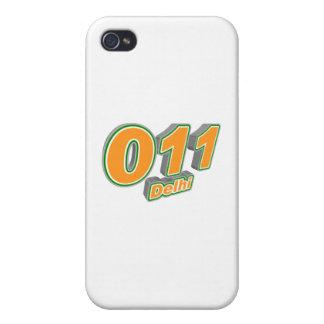 011 Delhi iPhone 4/4S Cover