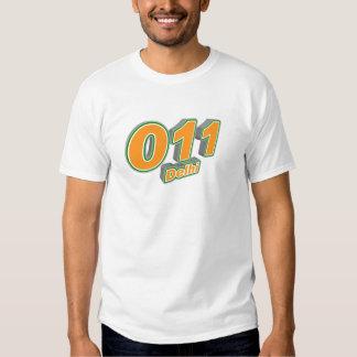 011 Delhi T Shirt