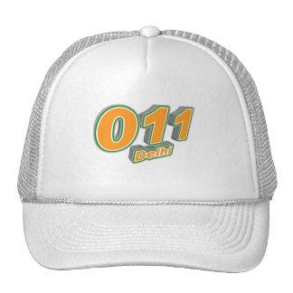 011 Delhi Trucker Hat