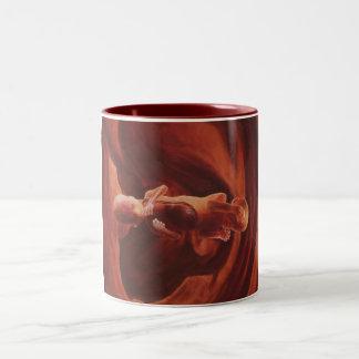 012 Two-Tone COFFEE MUG